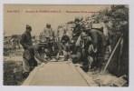 Sector Ramskapelle (Nieuwpoort)  Soldaten Herstellen Loopbrug (augustus 1917) - Guerre 1914-18