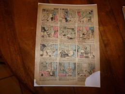 Vers 1900  Imagerie D'Epinal  N° 3145  BEBE S'AMUSE..c'est Mlle Zizi,qu'on Pourrait Appeler Toto      Imagerie Pellerin - Vieux Papiers
