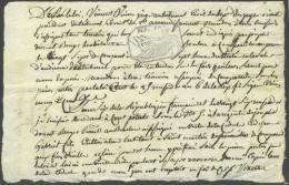 France 1 Lettre Très Vieux De La République = REP. FRA. De 15 Cents à 77.vue 4 Scans - 1870 Besetzung Von Paris