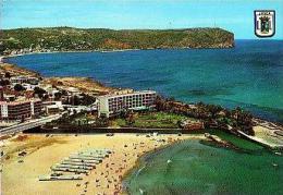 Javea   H416         Playa Del Arenal Y Cabo San Antonio - Espagne