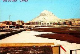 Javea   H419         Sol De Oro. Playa Del Arenal - Espagne