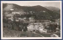 SEMMERING Palasthotel Mit Panorama, Nicht Gelaufen Um 1935, Sehr Gute Erhaltung - Hotels & Gaststätten