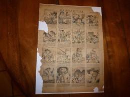 Vers 1900  Imagerie D'Epinal  N° 570           LE PARRAIN DE VICTOR.                    Imagerie Pellerin - Vieux Papiers