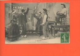 La Bourrée - Dansez Et Chantez! Vivent Les Bourbonnais ! - Danses