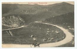 CPA ARIEGE - 09 - Route De Tarascon - Frankreich