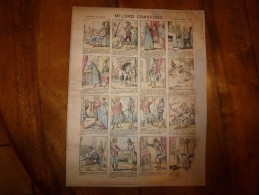 Vers 1900  Imagerie D'Epinal  N° 564        MILORD CRAKFORD                    Imagerie Pellerin - Vieux Papiers