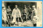 T218, 1914-15 Nos Poilus En Alsace, Militaire, Soldat, Prisonniers De La Garde Prusienne, Circulée 1915 Sous Enveloppe - Oorlog 1914-18