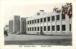 V-15 - 801 : PAKISTAN ASSEMBLY HOUSE KARACHI - Pakistan