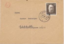 LBL32ALL2- ALLEMAGNE III REICH LETTRE DU 3/2/1944 - Deutschland