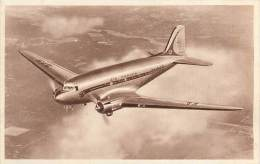 V-15 - 818 : AVION DOUGLAS D C 3  AIR-FRANCE - 1946-....: Modern Era