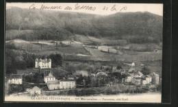 CPA Marmanhac, Vue Générale, Cote Nord - Frankrijk