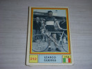 CYCLISME CARTE PANINI 212 SPRINT 71 LEARCO GUERRA ITALIE - Ciclismo