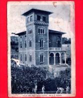 ITALIA - MARCHE - Cartolina Viaggiata Del 1938 - PORTO S. ELPIDIO (Fermo) - Villa Del Dottor A. Conte - Andere Städte