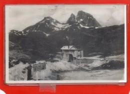 - LARUNS - Col du PORTALET - Vue de la Fronti�re Espagnole