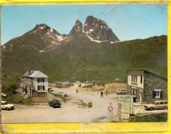 - LARUNS - Col du PORTALET et le pic du Midi d'Ossau
