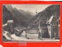 - LARUNS - ARTOUSTE - Station Inf�rieure et Usine d'ARTOUSTE