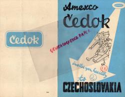 TCHEKIE- CZECHOSLOVAKIA - NURNBERG- PRAHA- KARLOVY VARY-BRNO-BRATISLAVA- ST SMOKOVEC- CHEB - Dépliants Touristiques