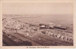 38 POSTAL DE TARRAGONA DE UNA DE LAS PLAYAS (MUMBRU) - Tarragona