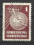 Yugoslavia - Charity Stamp , Za Obolelo PTT Osoblje 1930 , Used - Bienfaisance