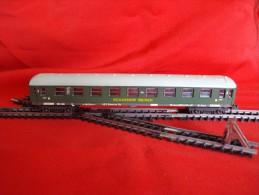 Trains électriques, Echelle N - Voiture Voyageurs DB Scharnow-reisen - Passenger Trains