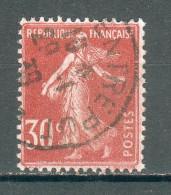 Collection FRANCE ; 1937 ; Type Semeuse Camée ; Y&T N° 360 IIA ; Lot :  ; Oblitéré - 1906-38 Semeuse Camée
