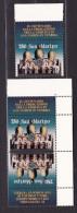 1994 San Marino Saint Marin BASILICA DI SAN MARCO VENEZIA 3 Serie MNH** - Chiese E Cattedrali