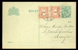 HANDGESCHREVEN BRIEFKAART Uit 1919 Gelopen Van HEERLEN Naar MEERSSEN (10.060L) - Postal Stationery