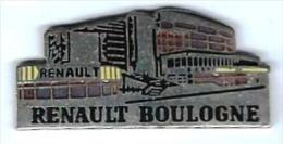 RENAULT - R10 - RENAULT BOULOGNE - Verso : SM - Renault