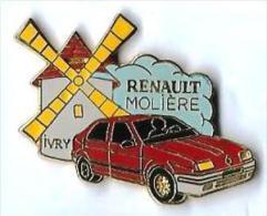 RENAULT - R14 - RENAULT MOLIERE - Verso : LENAIN - Renault