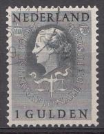 Pays-Bas 1951  Mi.nr: 40 Königin Juliana   Oblitérés-Used-Gestempeld - Service