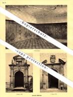 Photographien / Ansichten , 1927 , Winterthur , Kloster Rheinau , Prospekt , Architektur , Fotos !!! - ZH Zürich