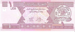 Afghanistan - Pick 64 - 1 Afghani 2002 - Unc - Afghanistan