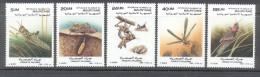 Mauretanien Mauritanie 1988 - Michel Nr. 950 - 954 ** - Mauretanien (1960-...)