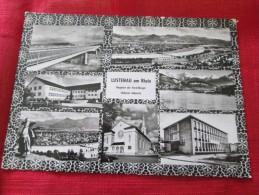 Lustenau En Autriche Verschiedene Ansichten Différentes Vues - Lustenau