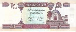 Afghanistan - Pick 68 - 20 Afghanis 2002 - Unc - Afghanistan