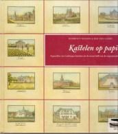Kastelen Op Papier : Aquarellen Van Limburgse Kastelen Uit De Eerste Helft Van De Negentiende Eeuw - Histoire