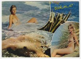 {41658} Joies Du Naturisme , Multivues (a) ; Silhouettes Femmes - Naakt-Volwassenen (< 1960)