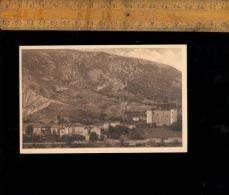 LA CHARCE Drôme 26 : Vue Générale Village Et Vieux Château - Autres Communes