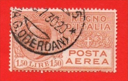 1926/28 (A6) Effige Di Vittorio Emanuele III Lire 1,50 - Usato - Leggi Il Messaggio Del Venditore - 1900-44 Vittorio Emanuele III
