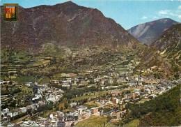 ANDORRE VALLS D'ANDORRA - Andorra