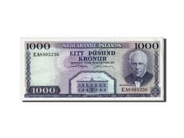 Iceland, 1000 Kronur, L.1961, KM:46a, Non Daté, SPL - IJsland