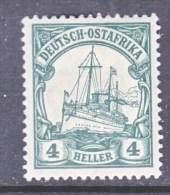 GERMANY  EAST  AFRICA  32   *   Wmk. - Colony: German East Africa