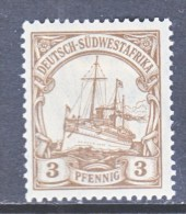 GERMANY  SOUTHWEST  AFRICA  26   *   Wmk. - Colony: German South West Africa