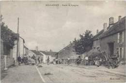52 - ROLAMPONT - Haute-Marne - Route De Langres - France
