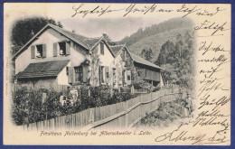 KKK - CPA MOSELLE (57) - FORSTHAUS NOLLENBURG BEI ALBERSCHWEILER - Other Municipalities