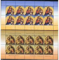 2012 - VATICAN - VATICANO - VATIKAN - D11 - MNH SET OF 20 STAMPS  ** - Vatican