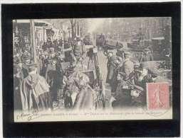 75 Les Femmes Cochers à Paris Mme Dufaut Sur Les Boulevards Plus De Badauds Que De Clients édit. ND N° 2260 Attelage - Petits Métiers à Paris