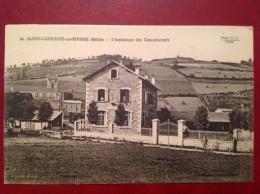 69 Rhone Ste SAINTE CATHERINE SOUS (sur) RIVERIE L'Ambulance Ds Convalescents - France