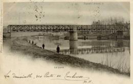 02 NOGENT-L'ARTAUD - Le Pont - Carte Précurseur - Frankreich