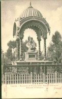 Firenze - Monumente Al Principe Indiano Rajaram Chuttraputti - Maharaiak Di Klhapoor - Firenze (Florence)